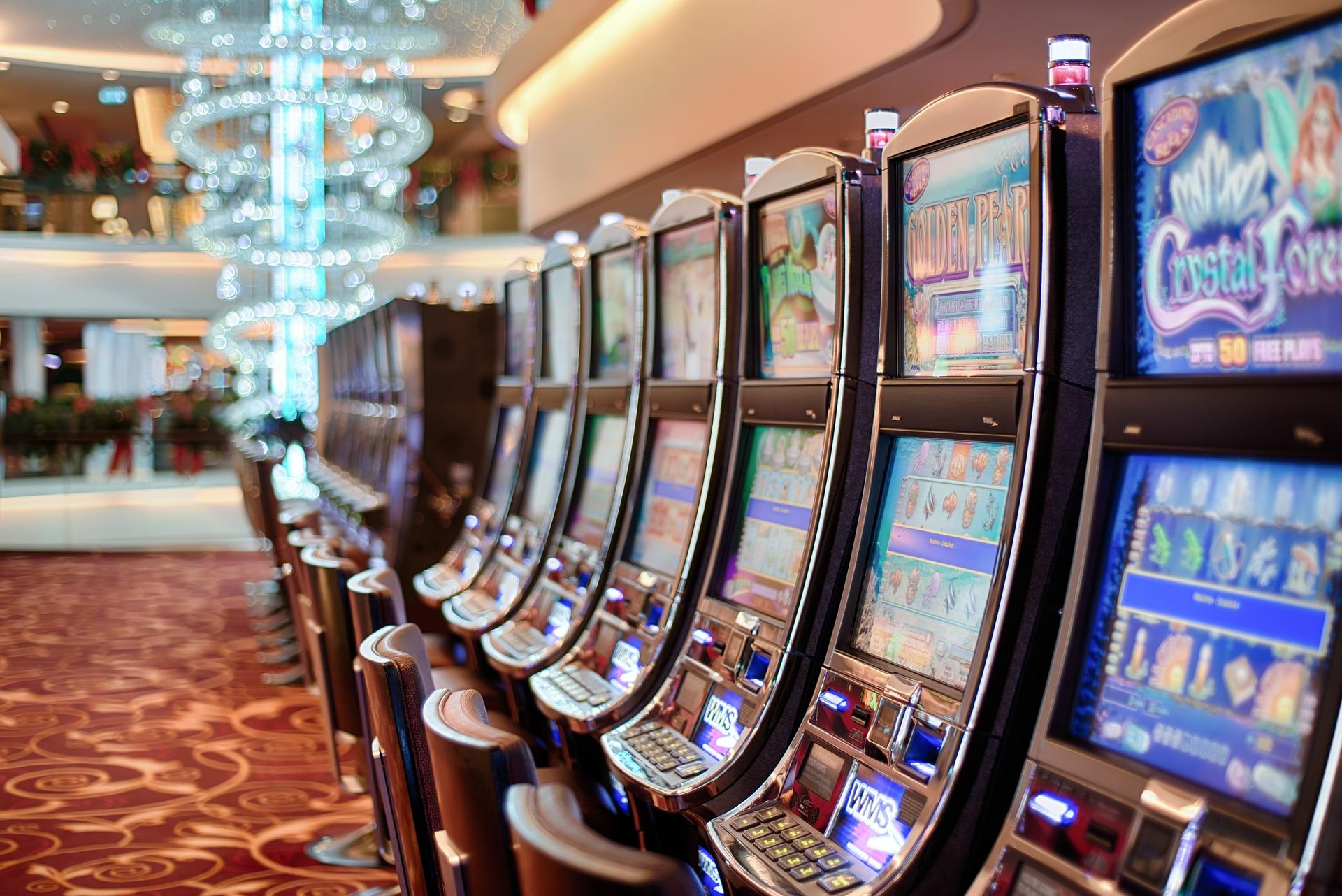 spilleautomater - Hvor almindeligt er det at gamble?