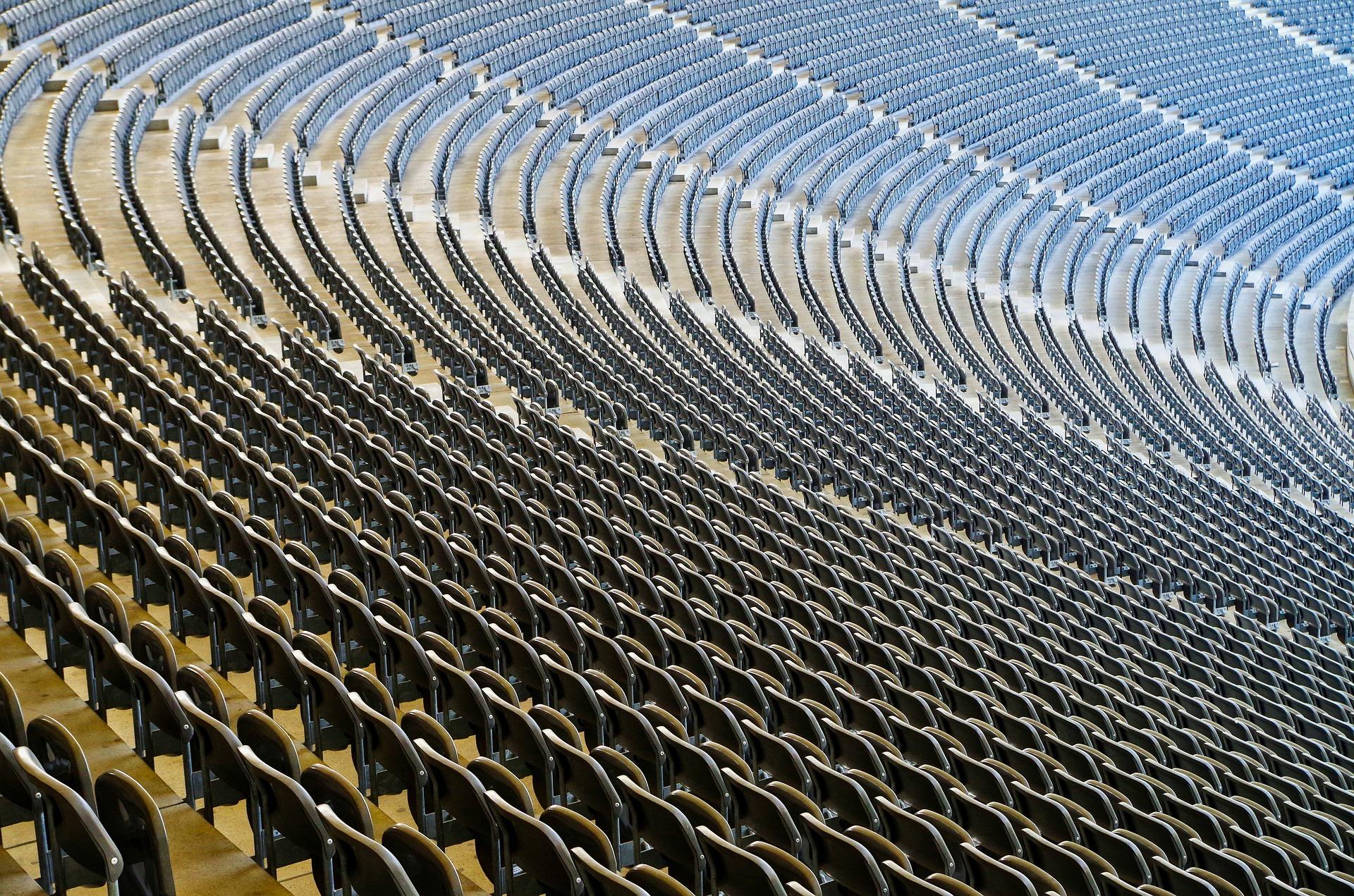 stadion stole - Top sportsbegivenheder over hele verden